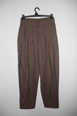 Pantalón de vestir tiro alto vintage- 2 Colores