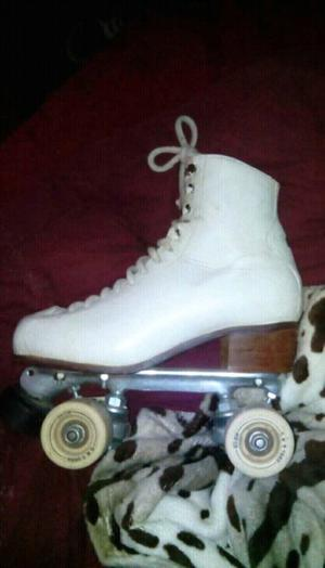 Patines profesionales talle 37
