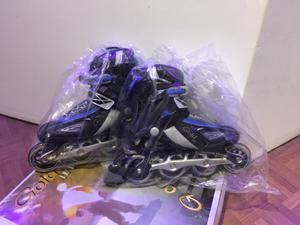 Rollers Gold in line skate Talle 42 y Talle 45
