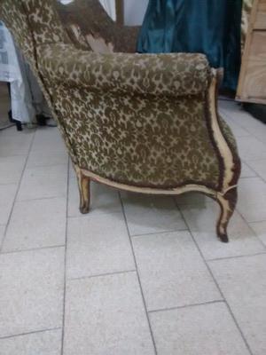Sillon antiguo a restaurar