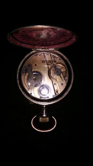 Vendo reloj de bolsillo Roskopf impecable