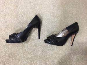 Vendo zapatos de cuero Nº 36 impecables