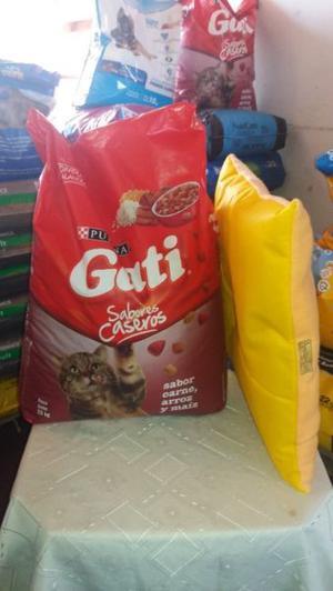 alimento para gato promo