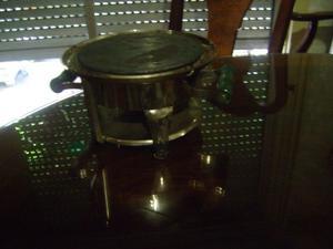antiguo calentador electrico