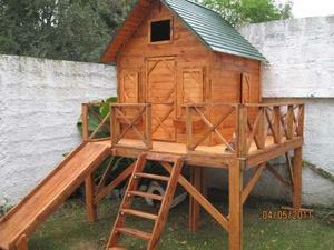 Casitas de madera para ni os mendoza posot class for Casitas de patio para almacenar