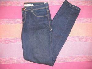jeans Zara elastizado talle 36 (equivale a 29)