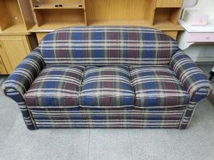 sofá cama tela