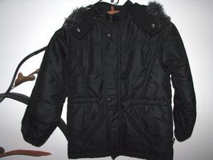 Campera abrigo niña/o
