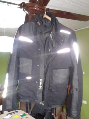 Campera para Moto Spidi Netforce H2out XL