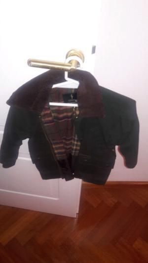 Campera para nena o nene talle abrigo marca Cardón
