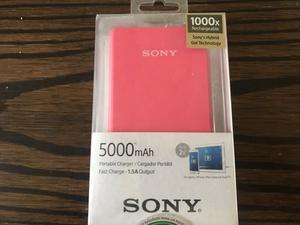 Cargador portátil Sony original