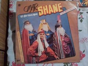 Disco De Vinilo De Omar Shane El Principe