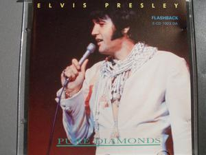 ELVIS Pure Diamonds BILKO cd