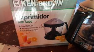 Exprimidor ken brown