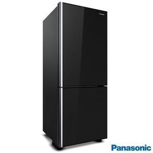 Heladera Panasonic Bb52gvlts Inverter Puerta Cristal Te
