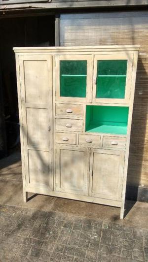 Mueble Aparador Modular Vintage Restaurado