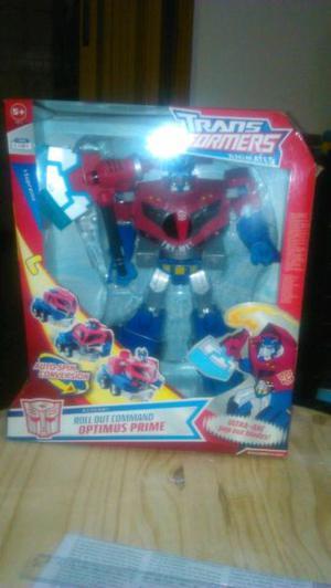 Transformers Optimus Prime Animated