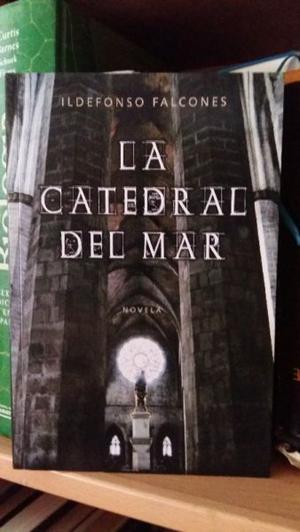 """VENDO EL LIBRO """"LA CATEDRAL DEL MAR"""" DE ILDEFONSO FACONES"""