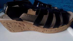 Vendo sandalias altas sin uso, en perfecto estado!!!!
