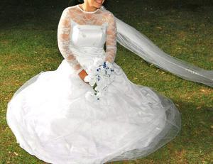 Vestido de novia HERMOSISIMO!