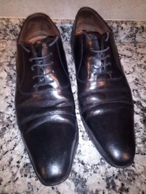 Zapatos de Vestir Oggi Nº 41 Poco Uso Impecables