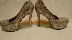 Zapatos plataforma T39