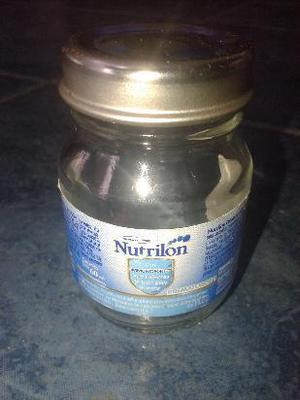 frasco de vidrio de 60ml con tapa de aluminio souvenires