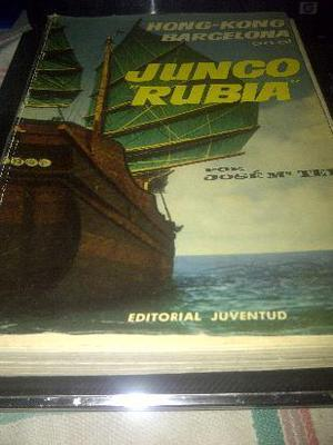 libro hong kong barcelona en el junco rubia