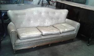 sofa de tres cuerpo y dos sillones un cuerpo