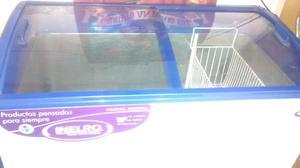 Freezer exhibidor para helados