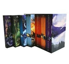 Harry Potter: The Complete Collection (Boxed Set X 7)