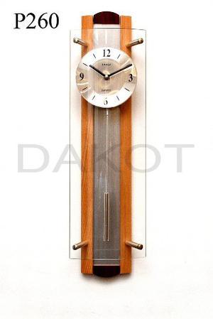 Hermoso Reloj De Pared C/ Pendulo El Mejor Precio Plaza Once