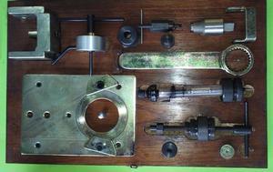 Herramientas para bombas inyectoras DPC