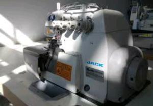 Maquina industrial 5 hilos
