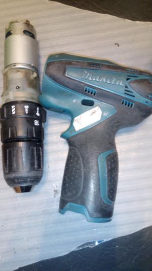 Motor eléctrico de atornillador a batería makita,