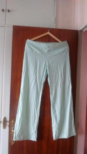 Pantalón de vestir de lino LAURA DRIZ NUEVO T.M/L
