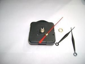 Reloj Al Reves, Maquina