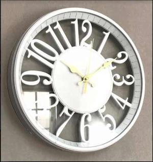 Reloj De Pared Retro 3 Modelos