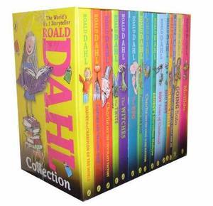 Roald Dahl Collection: 15 Books (Roald Dahl)