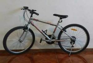 Vendo Colchón y Somier 1plaza y una Bicicleta Kore rod. 24