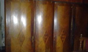 vendo ropero antiguo estilo frances