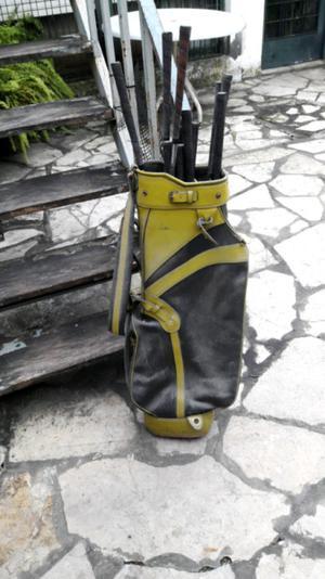 13 palos de golf+bolsa