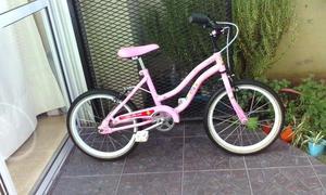 Bicicleta Musetta Arena Rodado 16 Excelente Y Lista Para