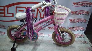 Bicicleta Olmo Rodado 12 Niña Usada