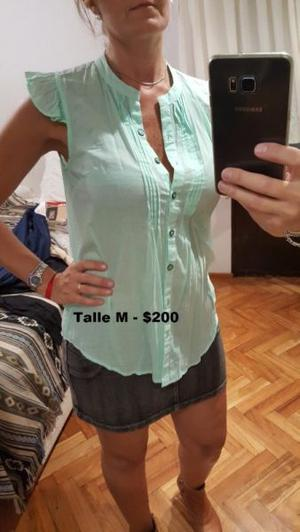 Camisa y blusa