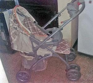 Cochecito Para Bebé Reversible