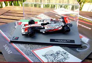 Coleccion F1 Salvat Lewis Hamilton Mc Laren