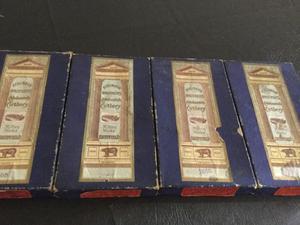 Cuchillos Sheffield Atkinson Bros Stanless Steel de 20cm -