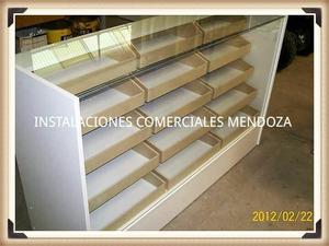 Fabrica de Muebles Comerciales, Instalaciones Comerciales