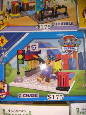 Lego Patrulla Canina $175